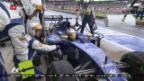 Video «Sauber-Rennstall ist gerettet» abspielen