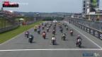 Video «Motorrad: GP Deutschland auf dem Sachsenring» abspielen