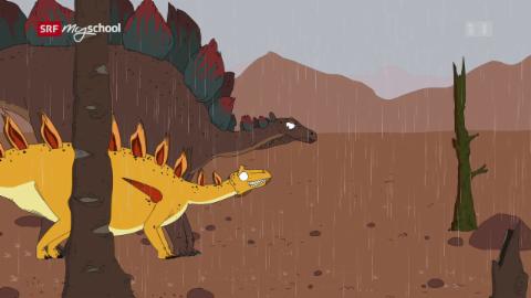 Ralph und die Dinosaurier: Wuerhosaurus (23/26)