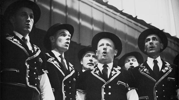 «Euse Schwiizer Jodel» (1949)