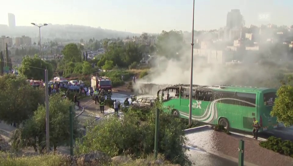 Anschlag in Jerusalem (unkom.)