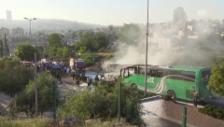 Video «Anschlag in Jerusalem (unkom.)» abspielen