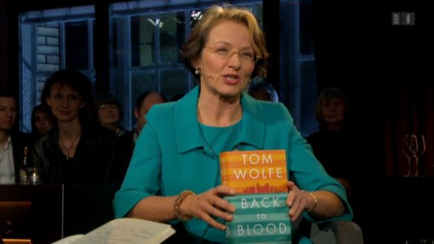 Video ««Back to Blood» von Tom Wolfe» abspielen