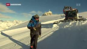 Video «Zermatt auf dem Weg zurück zur Normalität» abspielen