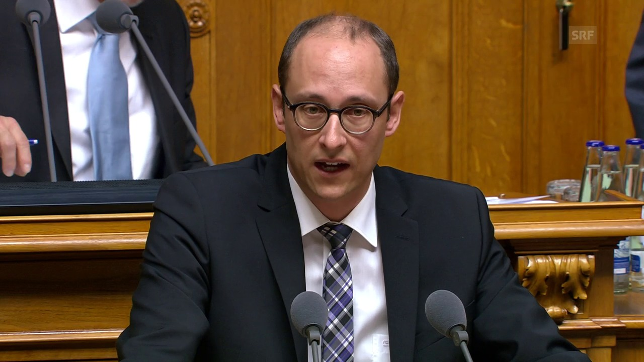 Martin Candinas (CVP/GR): Reformen ja, aber...