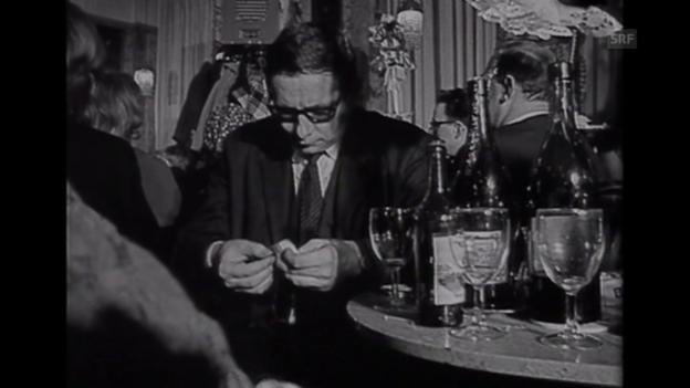 Video «Dada wird 50 (Antenne, 7.2.1966)» abspielen