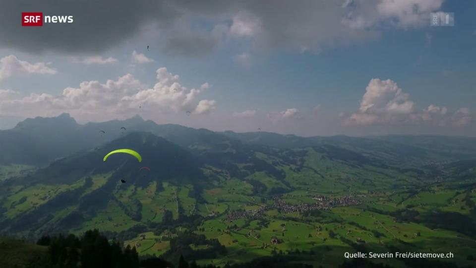 Streit um Drohnenflugzone im Alpstein