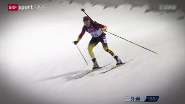 Video «Zwei Dopingfälle in Sotschi» abspielen