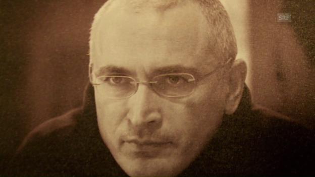 Video «Wie sich Chodorkowski nach Jahren der Haft verändert hat» abspielen