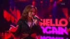 Video «Andrea Berg mit «Ich werde lächeln wenn Du gehst»» abspielen