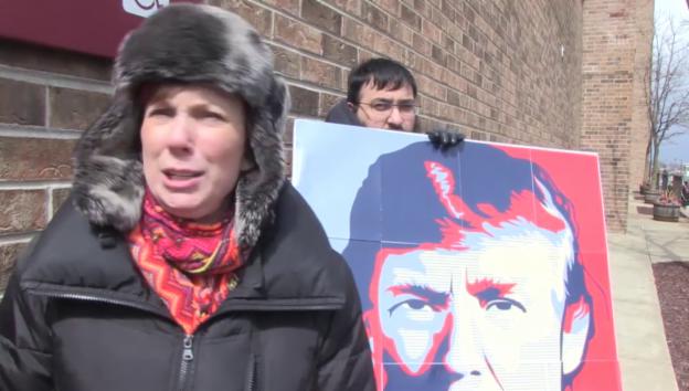 Video ««Trump ist nicht gut für unser Land»» abspielen
