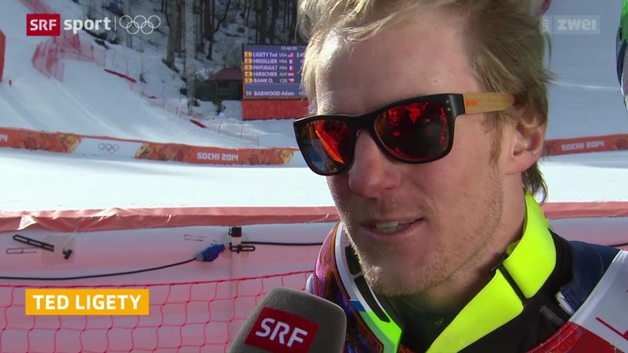 Ski Alpin: Riesenslalom Männer