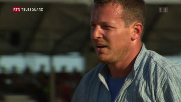 Laschar ir video «Lutga: Beat Clopath sa retira»