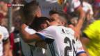 Video «Favoriten dominieren im Schweizer Cup» abspielen