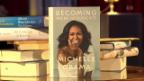 Video «Michelle Obama: «Becoming: Meine Geschichte» (Goldmann)» abspielen