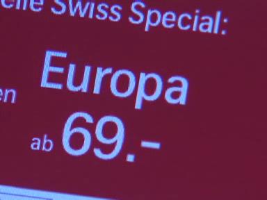 Video «20.12.05: Flugpreise: Bschiss mit Schnäppchen» abspielen