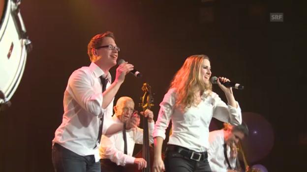Video ««Takasa» bei ihrem Auftritt in Amsterdam» abspielen