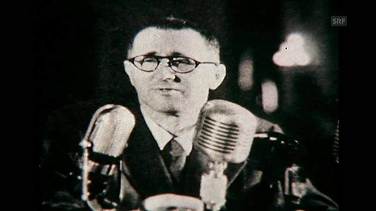 Brechts Aufenthalt in der Schweiz 1933 und 1947, Monatsmagazin vom 18.6.76