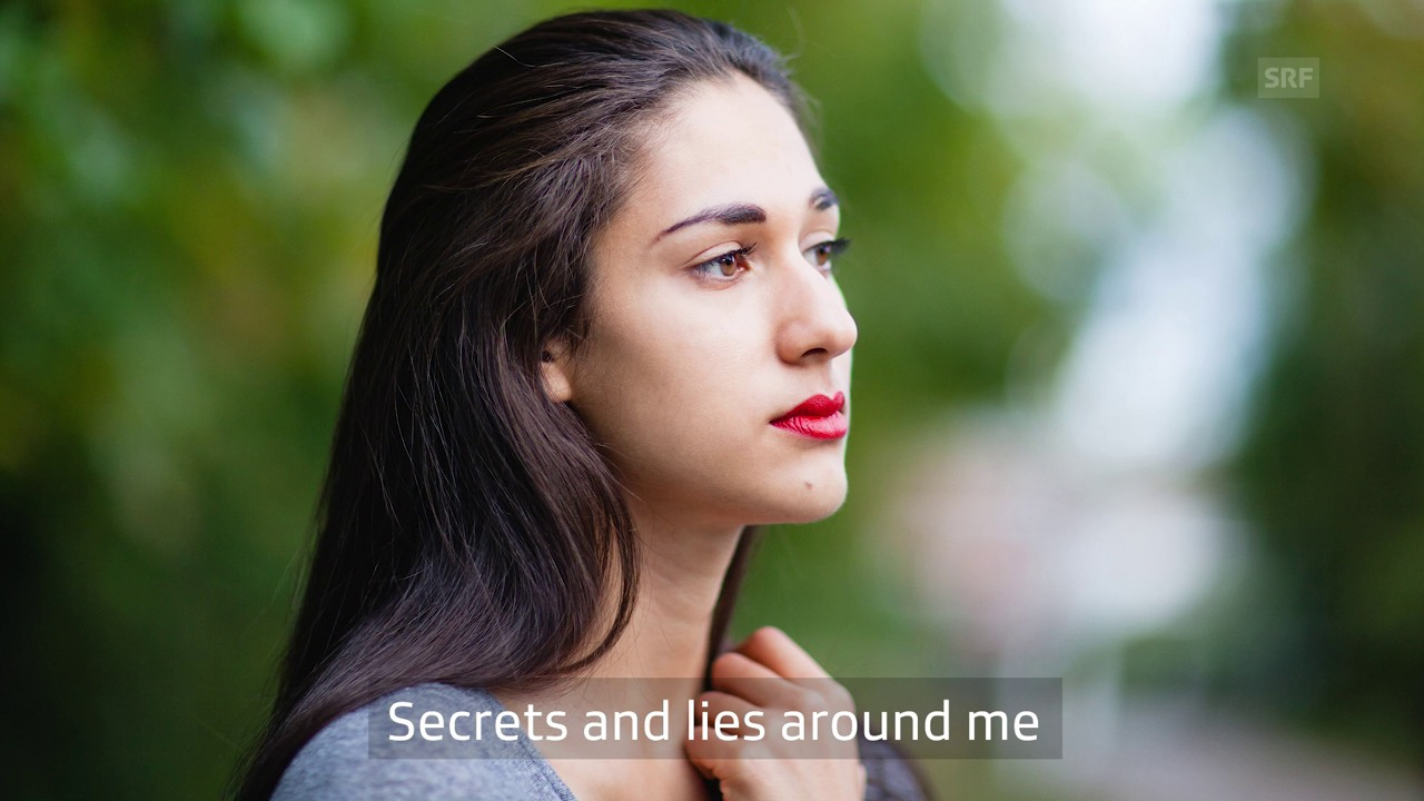 Chiara Dubey mit «Secrets And Lies»