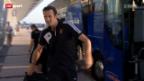 Video «CL-Quali: Basel vor dem Rückspiel in Tel Aviv» abspielen