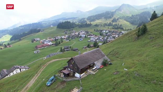 Video «Schweiz aktuell vom 19.08.2013» abspielen