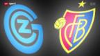 Video «Fussball: Vorschau GC - Basel» abspielen