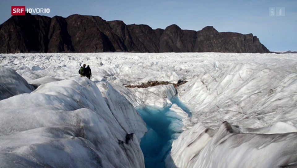 SOMMERSERIE: Forschen auf dem Gletscher