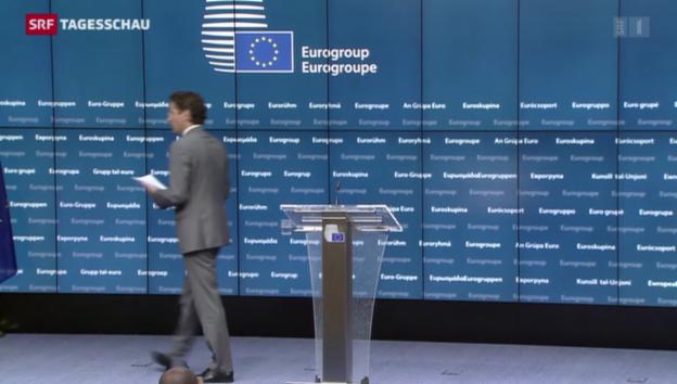 Video «Brüssel und Athen aktuell» abspielen