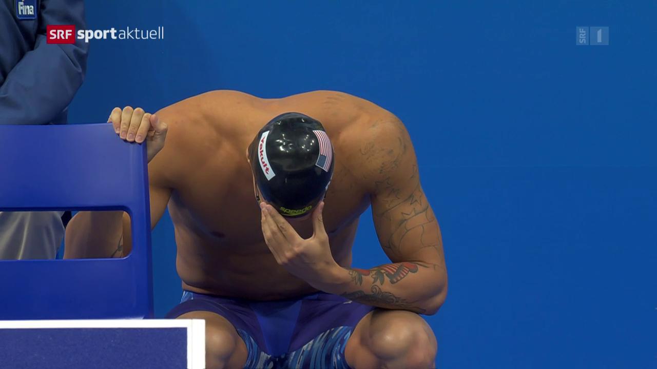 Dressel lässt Erinnerungen an Phelps aufkommen