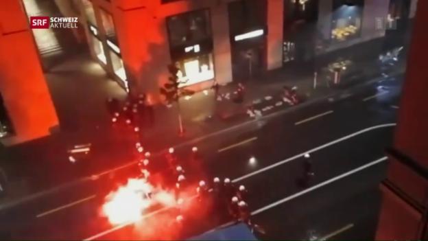 Video «Schweiz aktuell vom 26.05.2016» abspielen