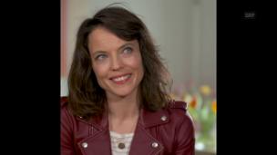Video «Mona Vetsch: «Ich würde eine Zeitreise nur machen, um die Vergangenheit besser zu verstehen»» abspielen