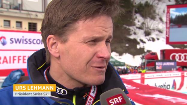 Video «Lehmann: «Im Nachhinein ist man immer schlauer»» abspielen