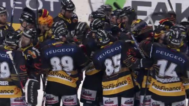 Video «Highlights Bern - Zug («sportlive»)» abspielen