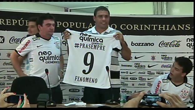 Video «Archiv: Rücktritt von Ronaldo» abspielen