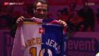 Video «Eishockey: Abschied Jenni» abspielen
