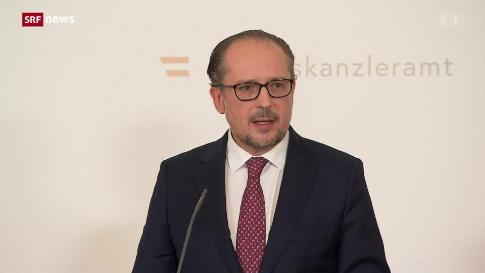 Alexander Schallenberg ist Nachfolger von Sebastian Kurz