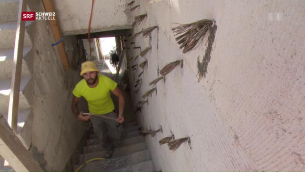Video «Teure Erdbeben-Sanierungen» abspielen