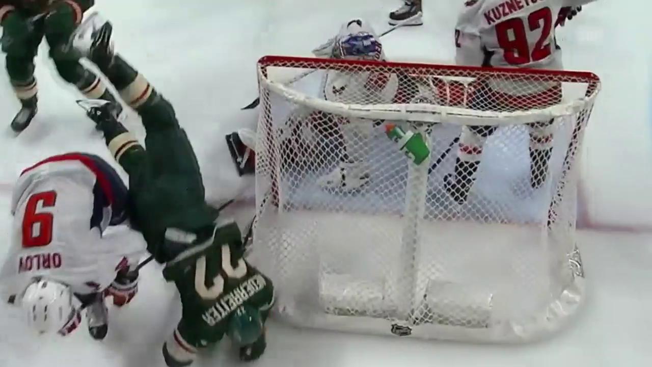 100. NHL-Tor für Niederreiter