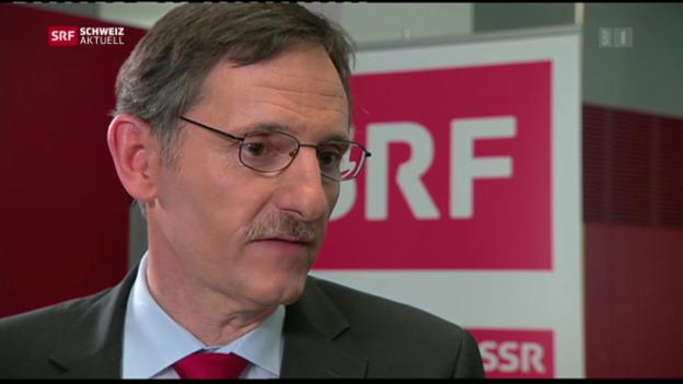 Video «Zürcher SP-Regierungsrat Mario Fehr spaltet seine Partei» abspielen