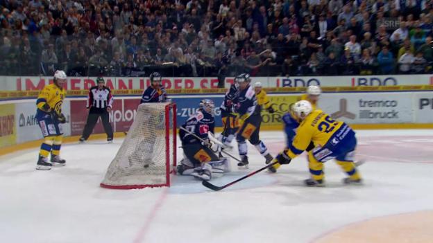 Video «Forsters kapitaler Fehlschuss bei 3:2» abspielen