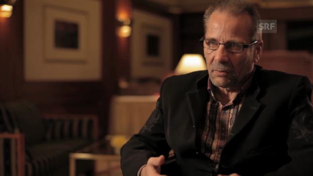 Video «Christian Bürger, DDR-Flüchtling» abspielen