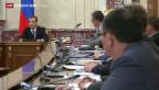 Video «Russland reagiert auf Sanktionen» abspielen