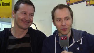 Video «Die 20 «Ehejahre» des Comedy-Duos «Lapsus»» abspielen