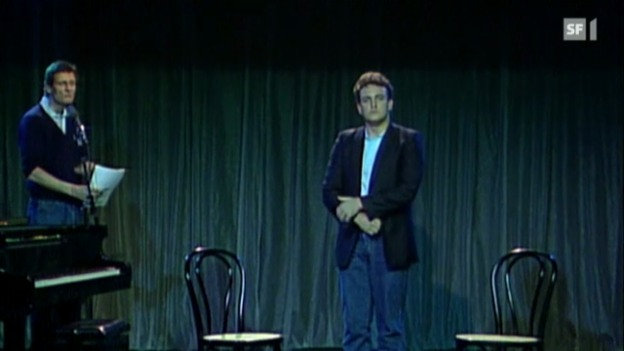 Video ««Der Erlkönig» aus SommerLacher vom 1.7.2012» abspielen