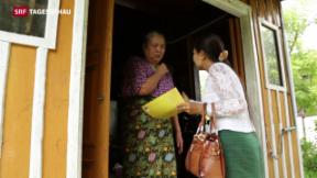 Video «Wahlen: Burma auf dem Weg zur Demokratie» abspielen