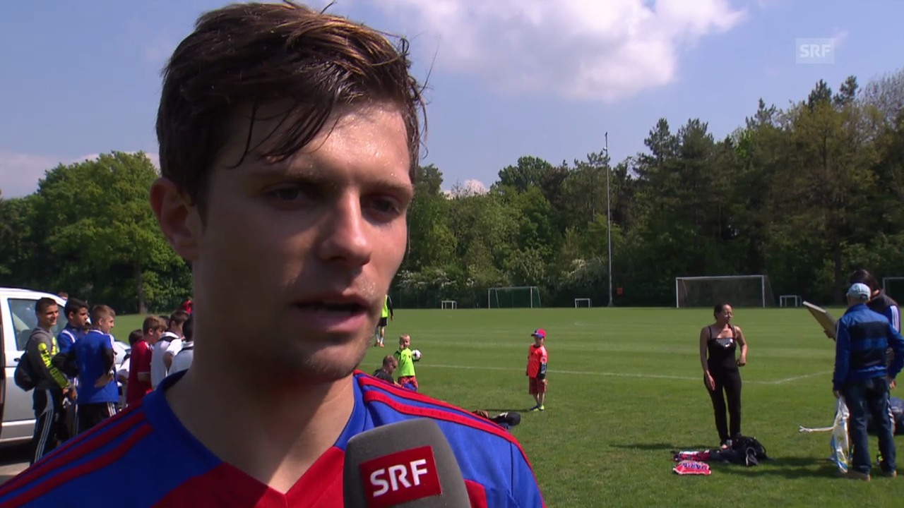 Fussball: Interview mit Valentin Stocker
