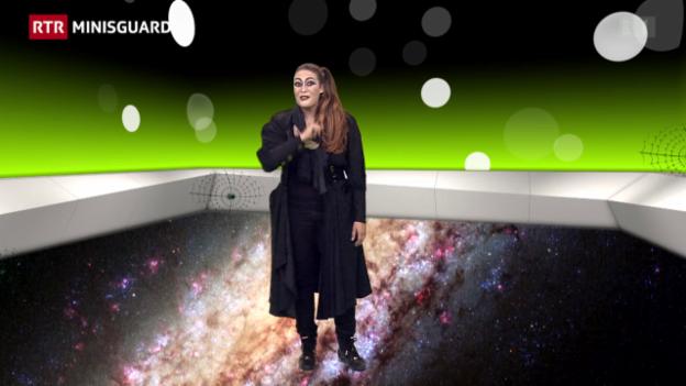 Laschar ir video «Minisguard dals 31.10.2015»