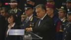 Video «Ungarn will Flüchtlinge internieren» abspielen