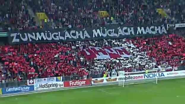 Video «Die internationalen Auftritte des FC Thun» abspielen