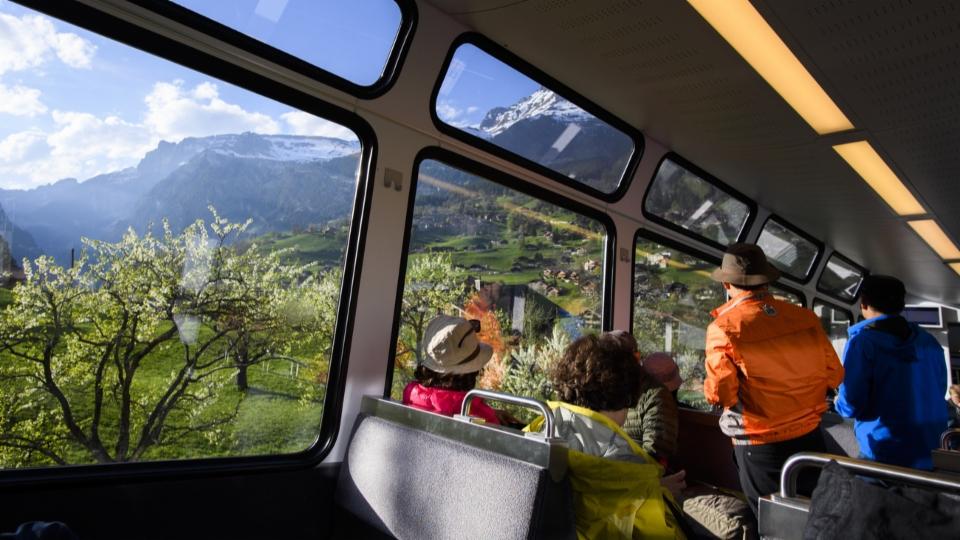 Wegen Corona: Mehr Welsche im Berner Oberland und mehr Deutschschweizer in der Romandie